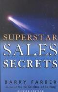 Superstar Sales Secrets By Barry Farber