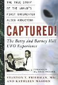 Captured! - the Betty and Barney Hill Ufo Experience The True Story of the Worlds First Docu...
