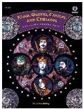 Kings, Queens, Castles, and Crusades: Life in the Middle Ages - Zelma Kallay - Paperback