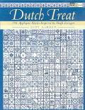 Dutch Treat 196 Applique Blocks Inspired by Delft Designs