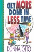 Get More Done in Less Time - Donna Otto - Paperback