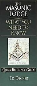 Masonic Lodge What You Need to Know Quick Reference Guide