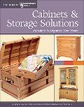 Cabinets and Storage Solutions 17 Projects to Solve Your Storage Problems from Woodworking's...