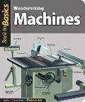 Woodworking Machines: Straight Talk for Today's Woodworker (Back To Basics)