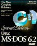 Using MS-DOS 6.2 - Que - Hardcover