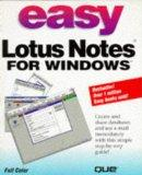 Lotus Notes 3.0 for Windows (Easy)