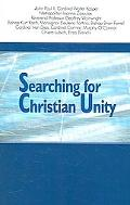 Searching for Christian Unity
