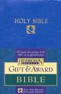 Holy Bible New Revised Standard Version, Gift & Award, Burgundy