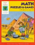 Math Puzzles & Games A Workbook for Ages 4-6