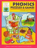 Phonics: Puzzles and Games, A Workbook for Ages 6-8
