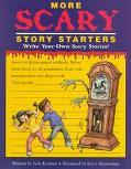 More Scary Story Starters - Julie Koerner - Paperback