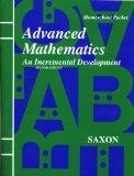 Advanced Mathematics: An Incremental Development - Homeschool Packet, 2nd Edition