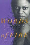 Words of Fire An Anthology of African-American Feminist Thought