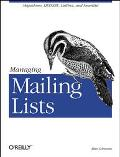 Managing Mailing Lists