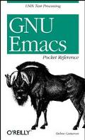 Gnu Emacs Pocket Reference