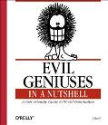 Evil Geniuses in a Nutshell A User Friendly Guide to World Domination