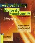 Web Publishing With Microsoft Frontpage 97