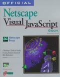 Official Netscape Visual JavaScript Book