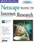 Official Netscape Gde.to Internet Rsrch