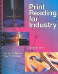 Print Reading for Industry Write-In Text