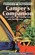 Foghorn Outdoors Camper's Companion Your Guide to Planning Now and Playing Later