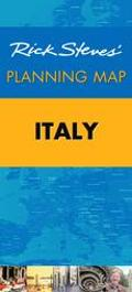 Rick Steves' Planning Map Italy