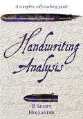 Handwriting Analysis: A Complete Self-Teaching Guide - P. Scott Hollander - Paperback