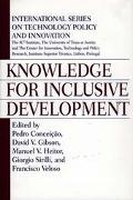 Knowledge for Inclusive Development