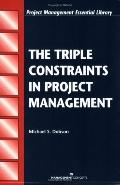 Triple Contraints in Project Management
