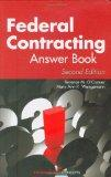 Federal Contracting Answer Book, Second Edition