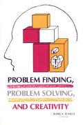 Problem Finding, Problem Solving, and Creativity