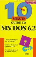 10 Minute Guide to MS-DOS 6.2