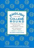 English for the College Bound 1995: Preparing for the Scholastic Assessment Test  Sat I : Re...