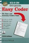 ICD-9-CM 2009 Easy Coder Chiropractic
