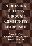 Achieving Success Through Community Leadership