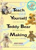 Teach Yourself Teddy Bear Making: Simple Techniques and Patterns for Teddy Bears - Jodie Dav...