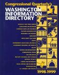 Washington Information Directory 1998-1999