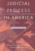 Judicial Process in America
