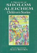 Treasury of Sholom Aleichem Children's Stories