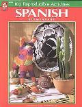 Spanish, Elementary 100 Reproducible Activities