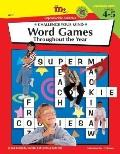 Word Games Throughout the Year Grades 4-5