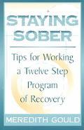 Staying Sober Tips for Working