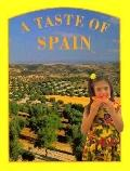 Taste of Spain - Bob Goodwin - Library Binding