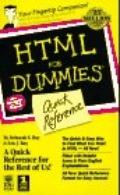 Html for Dummies Quick Reference