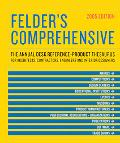 Felder's Comprehensive The Annual Desk Reference + Resource Guide for Architects, Contractor...