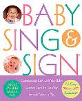 Baby Sing & Sign Communicate Early With Your Baby  Learning Signs the Fun Way Through Music ...