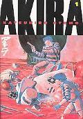 Akira Book 1