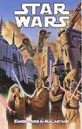 Star Wars Emissaries to Malastare