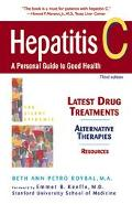 Hepatitis C A Personal Guide to Good Health