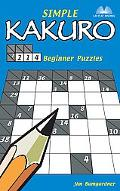 Simple Kakuro 214 Beginner Puzzles